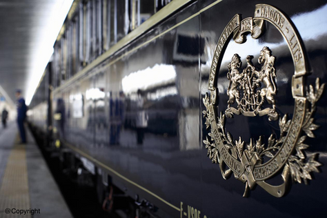 The Orient Express: the most luxurious train in the world