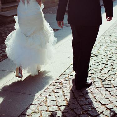 Fort Wayne Downtown Wedding