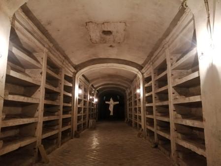 Cripta di San Matteo