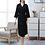 Thumbnail: MYSA- Cosy free size Homewear- black edition