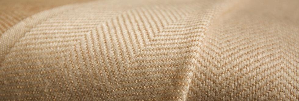 HYGGE Reversible Cashmere Blanket- Camel