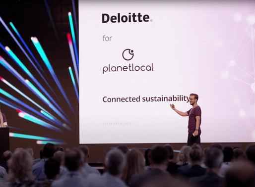 PlanetLocal x Deloitte: Creating an impact that matters