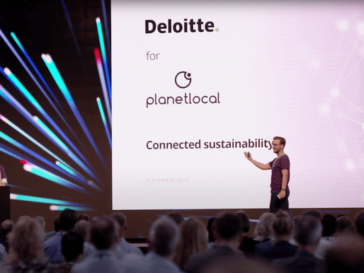 PlanetLocal x Deloitte: Creating an impact that matters