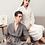 Thumbnail: MYSA- Cosy free size Homewear- grey edition