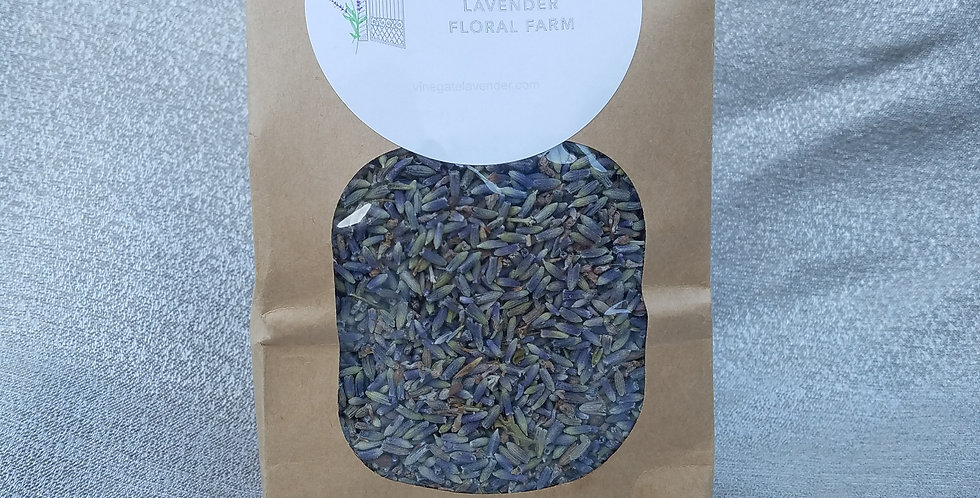 Farm-Fresh Dried Lavender Buds
