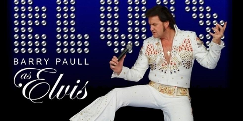 Elvis is back : Live