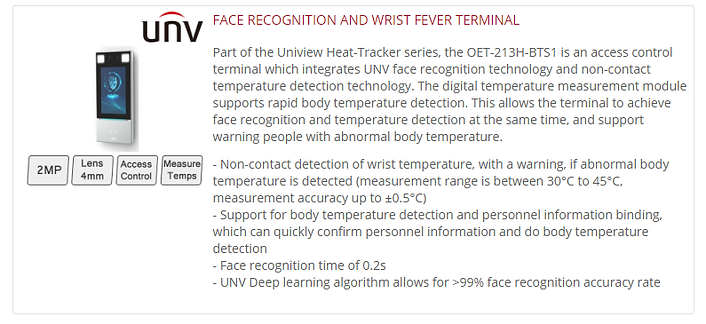 UNV Face Recognition Thermal Test.png