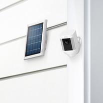 Ring solar panel spotlight cam