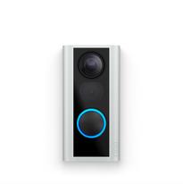 Ring cam doorview satin-nickel