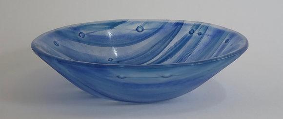 "8"" Blue Tiger Bowl"