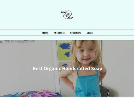 Nico ❤️ Soap