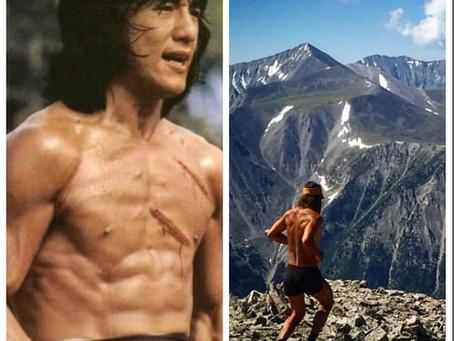 MMA to ultra runner?
