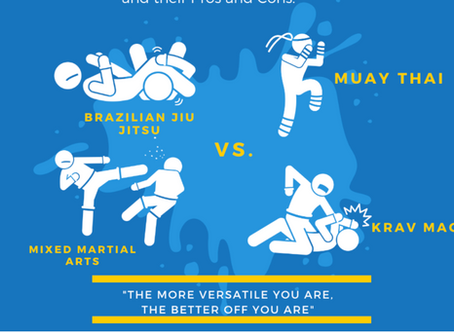 What is the best self defense?