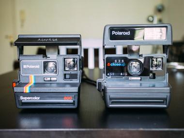 Mes polaroids