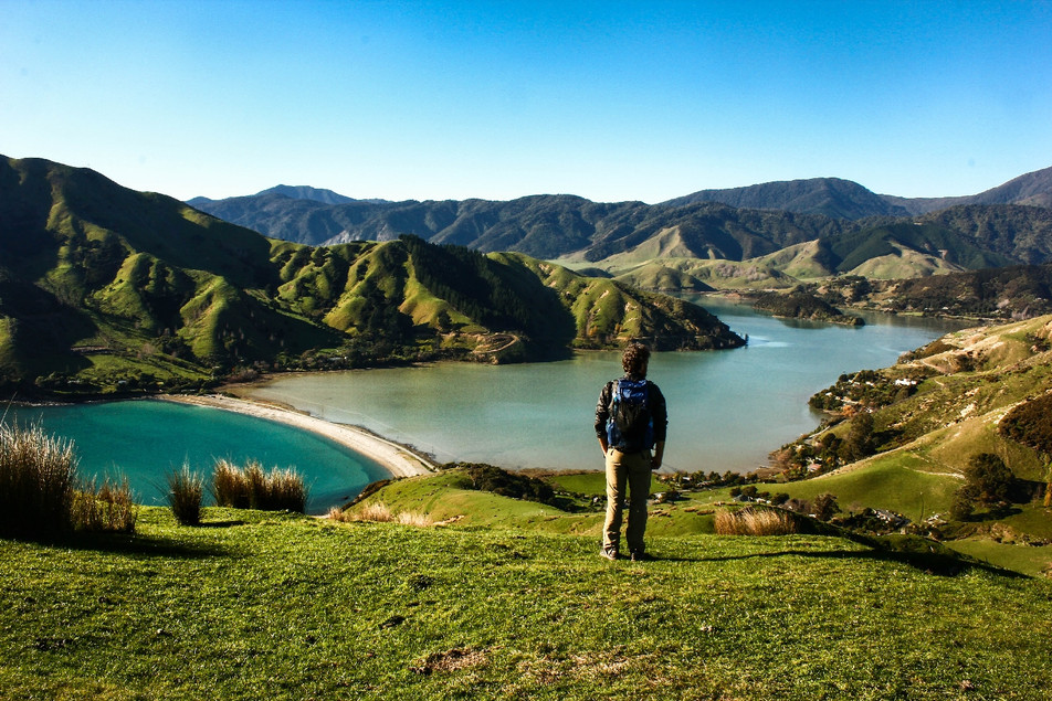 Cable Bay / Neuseeland