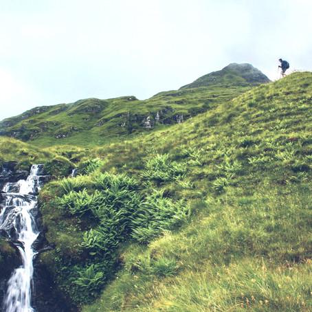 """Der """"West Highland Way""""    Schottland für Wanderanfänger"""