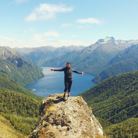 """Der """"Kepler Track"""" einer von  Neuseelands """"Great Walks"""""""