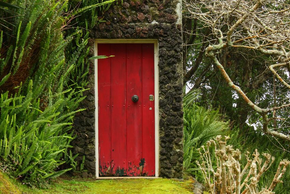 Die Tür nach Nirgendwo