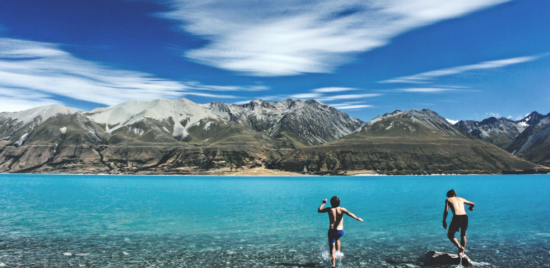 Lake Pukaki - Neuseeland