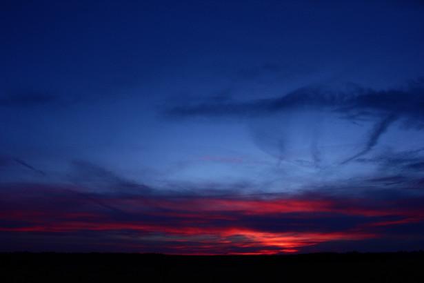 Eifel Sonnenuntergang