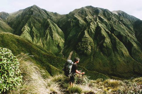 Te Araroa Trail Neuseeland