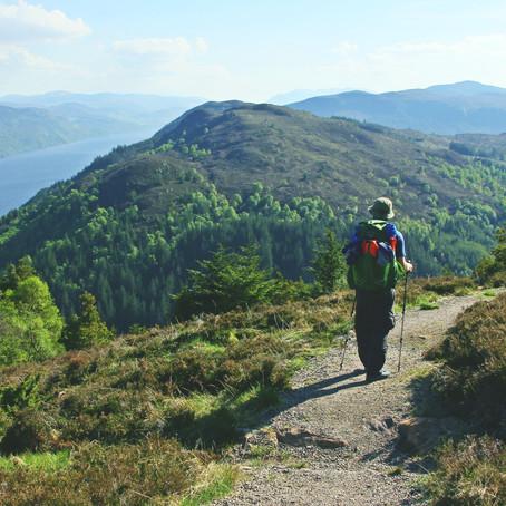 "Der ""Great Glen Way""                      125km entlang der schottischen Seen"