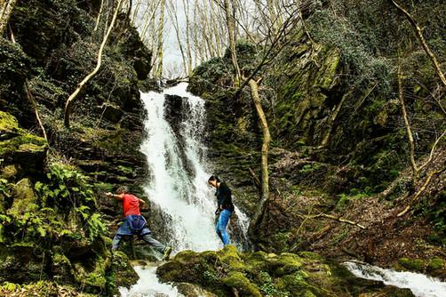 Klidinger Wasserfälle Eifel