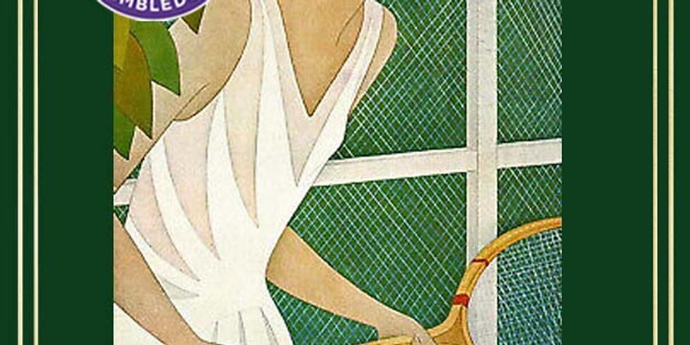 1st Annual Wimbledon 'Ping Pong' Championship