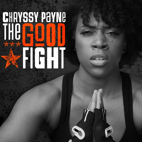 """""""The Good Fight"""" Album"""