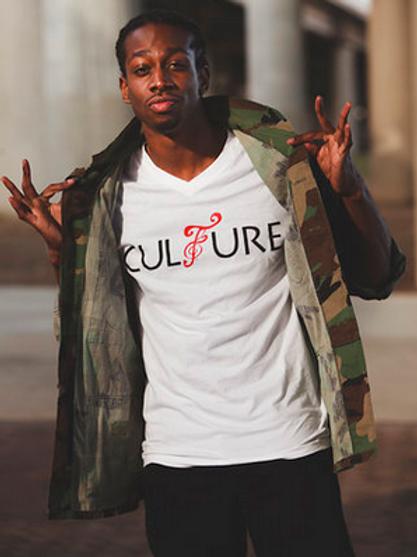 FOTS Culture Logo Tee