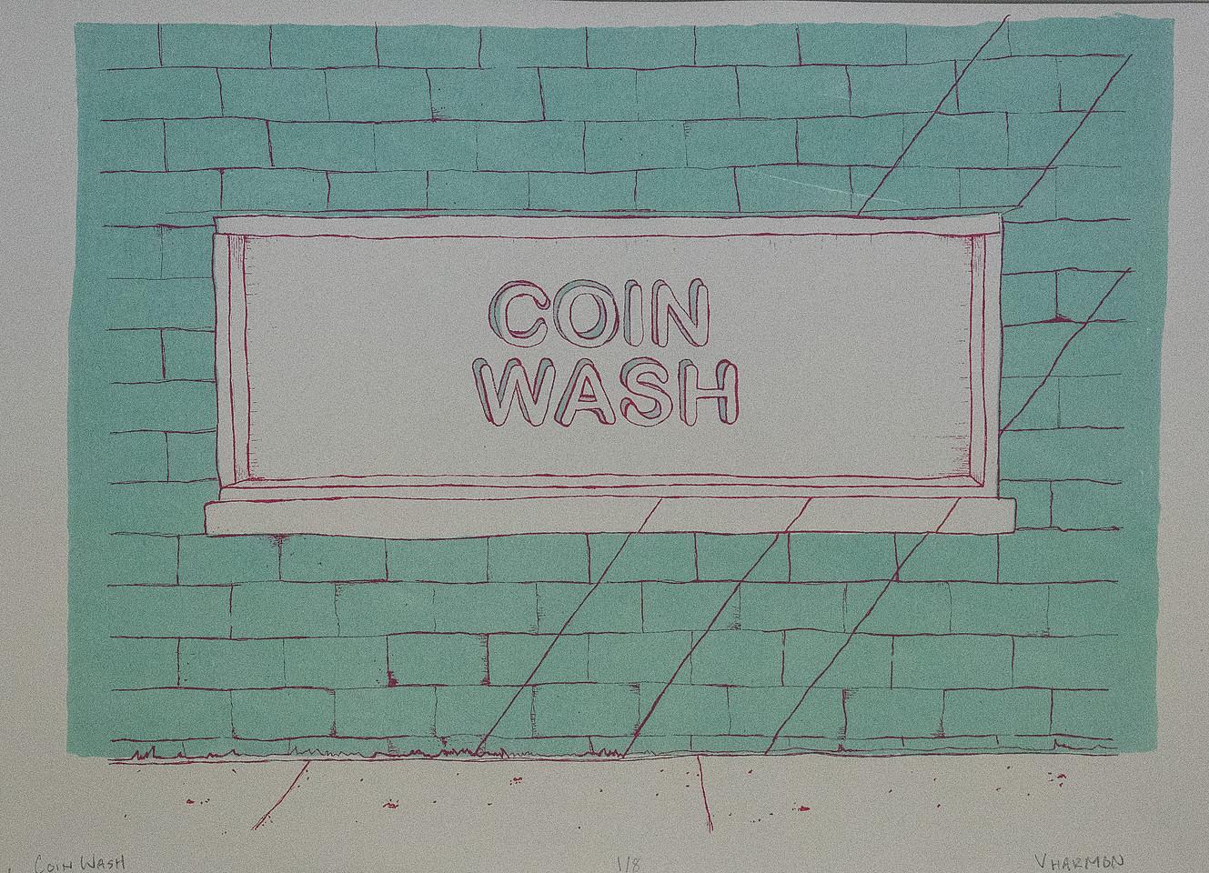 Coin Wash, 2018