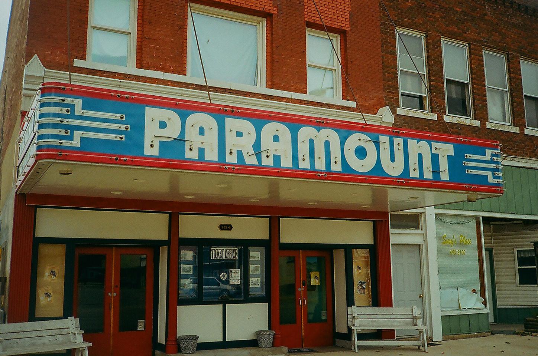 Paramount, 35mm, 2018