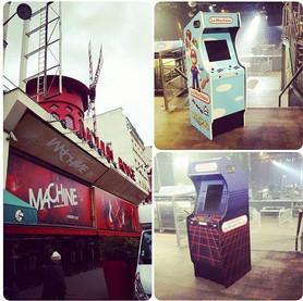 LA MACHINE DU MOULIN ROUGE - PARIS