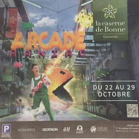 LA CASERNE DE BONNE - GRENOBLE - MERCIALYS