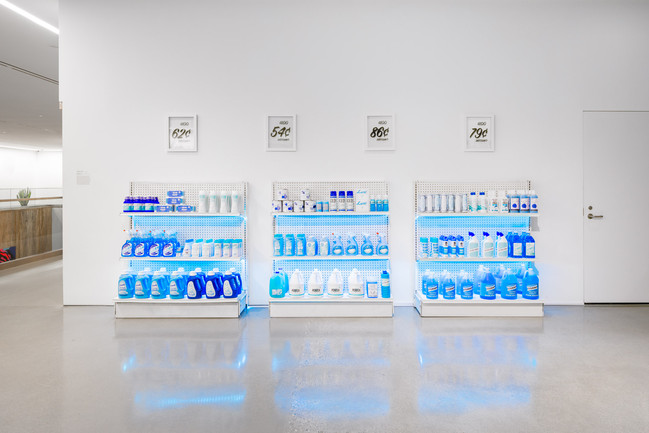 Buying Power Installation View, MAF, 2019