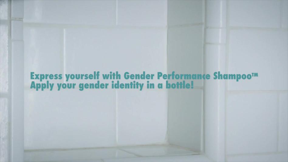 Gender Performance Shampoo, 2018, 10.8 seconds