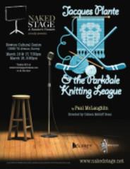 Jacques Plante & the Parkdale Knitting League