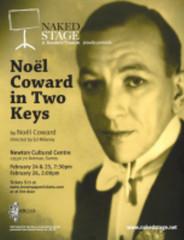 Noel Coward in Two Keys