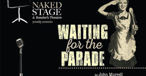 'Waiting for the Parade' readings by Surrey's Naked Stage company