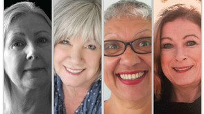 'Naked' stage in Surrey for 'Savannah Sipping Society' comedy