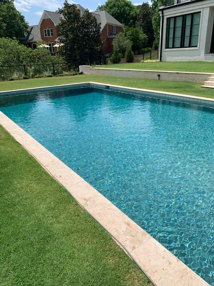 signature aquatics new pool