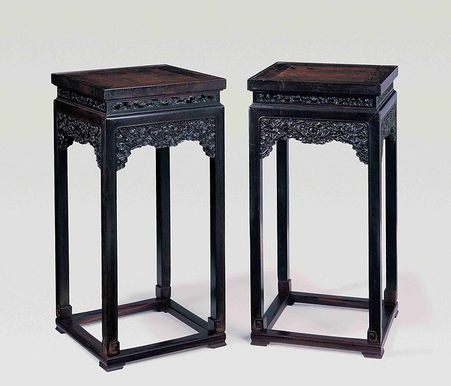 A Pair of High Stands