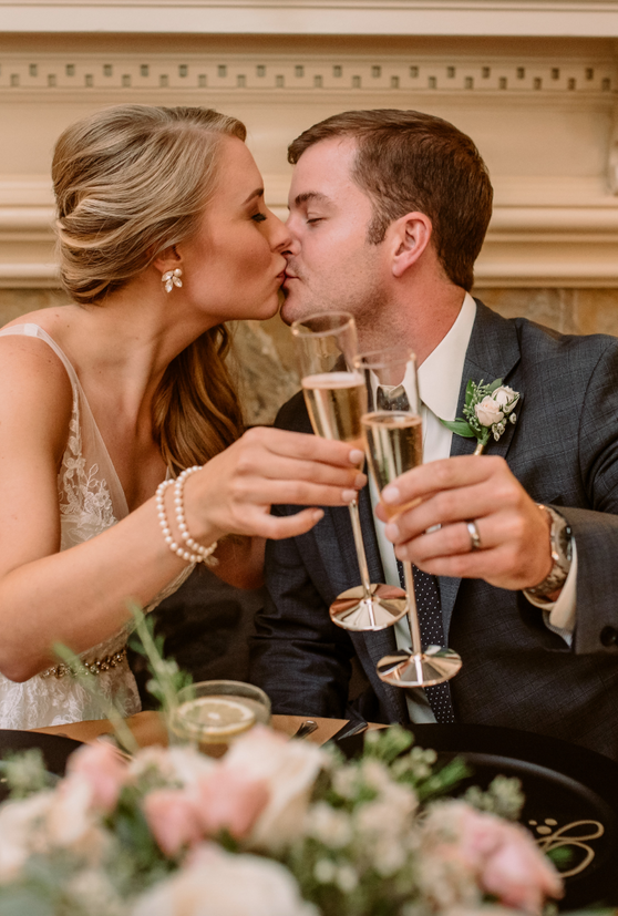 MEGAN AND DAN'S ENCHANTED WEDDING