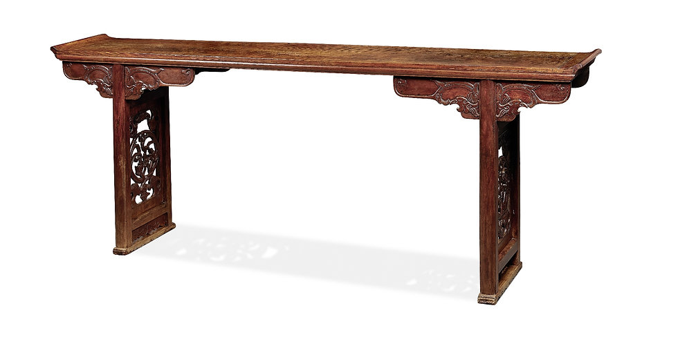 Formal Side Table