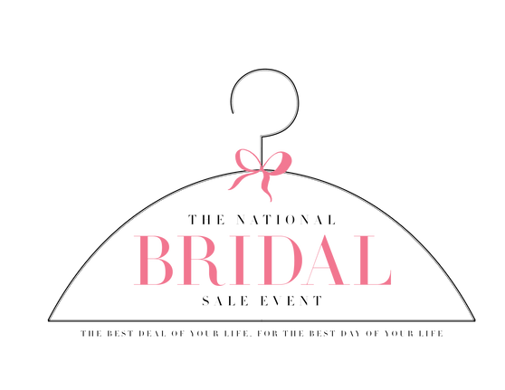 National Bridal Sample Day!