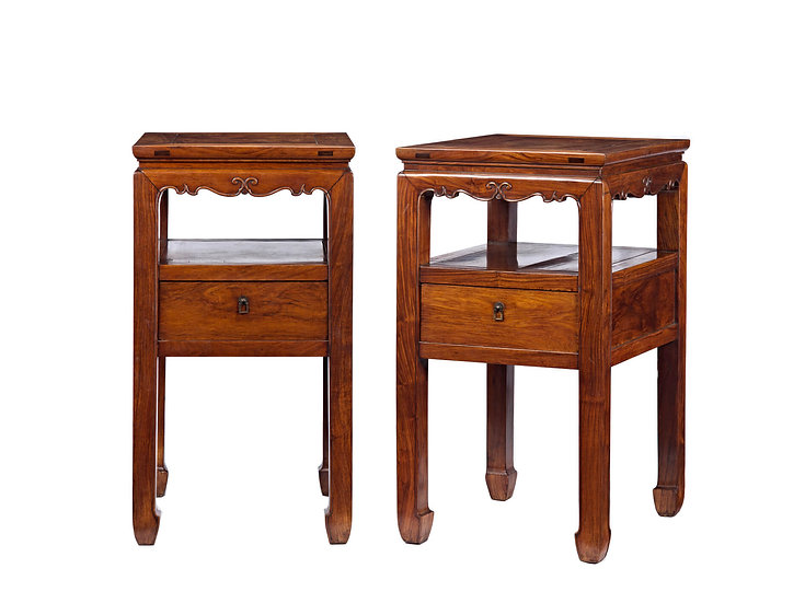 A Pair of Table Stands