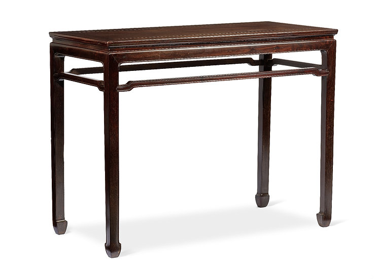 Zitan side table