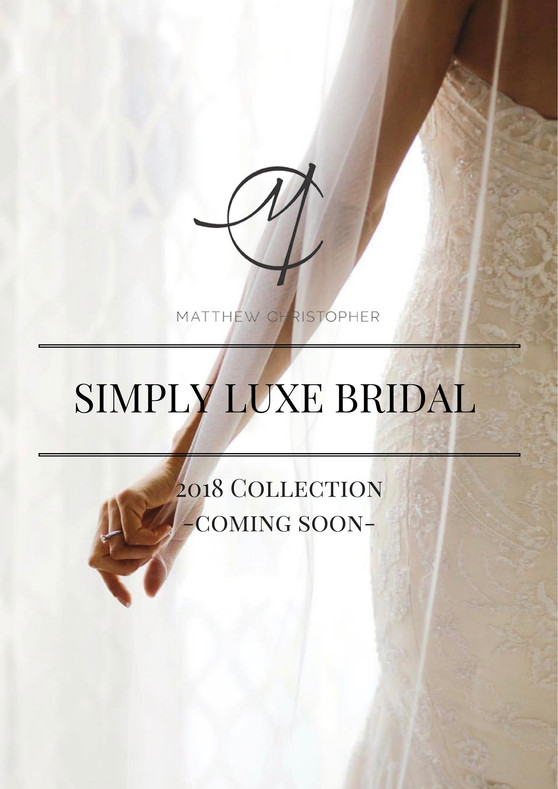MATTHEW CHRISTOPHER X SIMPLY LUXE BRIDAL