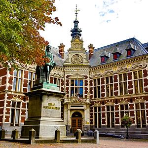 PHD Defense, Academiegebouw Utrecht