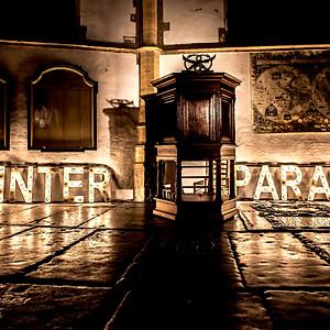 Winterparade, Bavokerk Haarlem